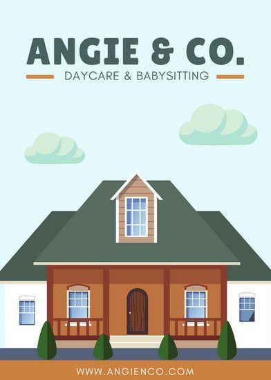 Babysitting Flyer Templates - Canva