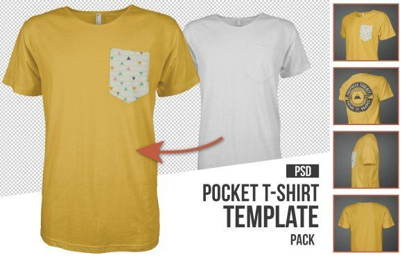 10+ Must Have Mockup Templates for T-Shirt and Apparel Design