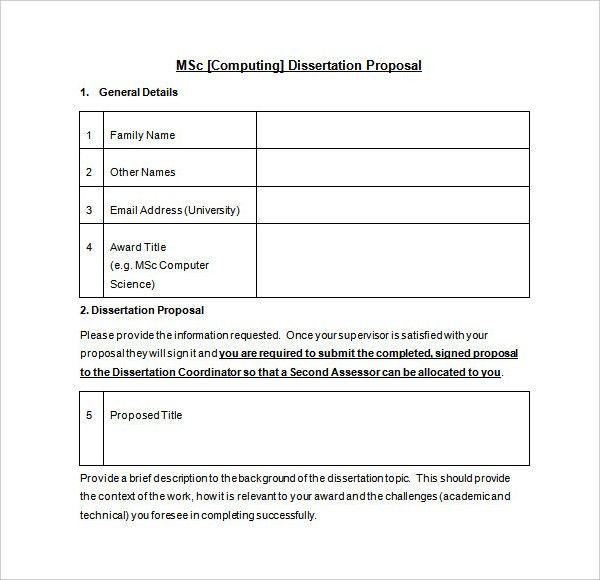 18+ Proposal Templates - Free Sample, Example, Format | Free ...