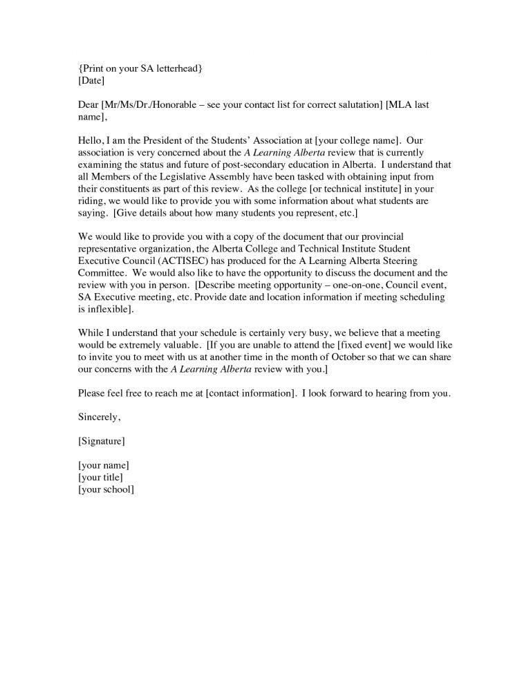 Lovely Idea Mla Cover Letter 1 - CV Resume Ideas