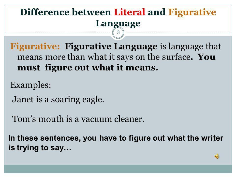 Figurative Language Part 1 Grade 6 - ppt video online download