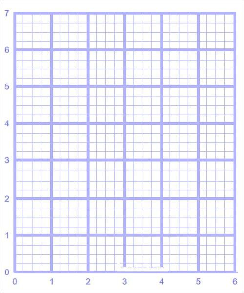 Sample Graph Paper - 6+ Documents in PDF