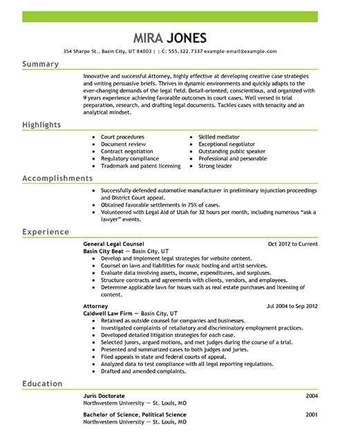 13 best cv images on Pinterest | Resume templates, Resume ideas ...