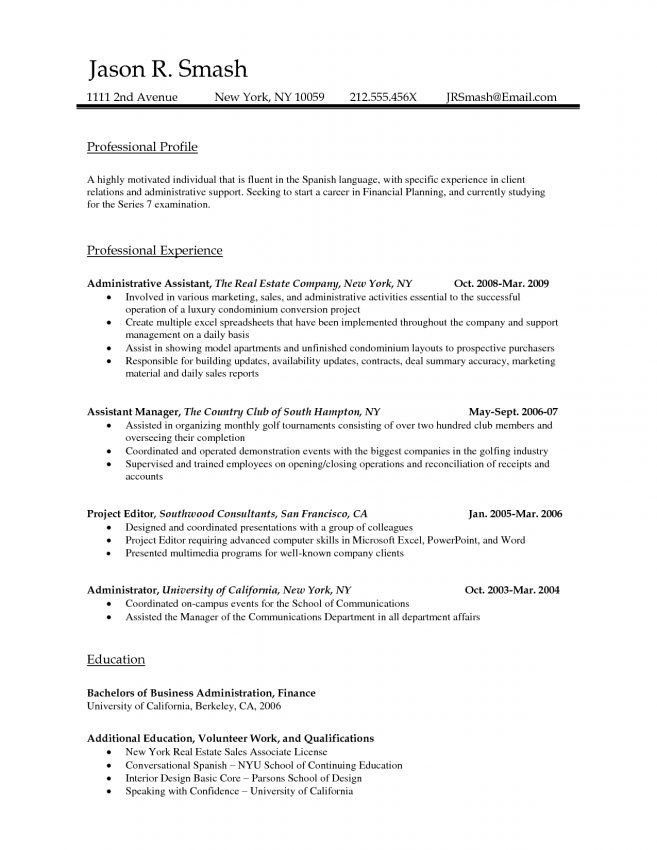 Resume Template Word 2010. Free Download Resume Templates For ...