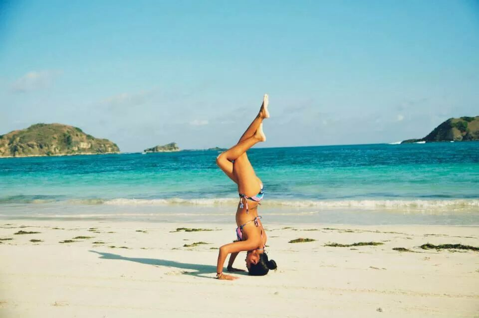 Work and Travel Abroad: Work as a Yoga Instructor | Drink Tea & Travel