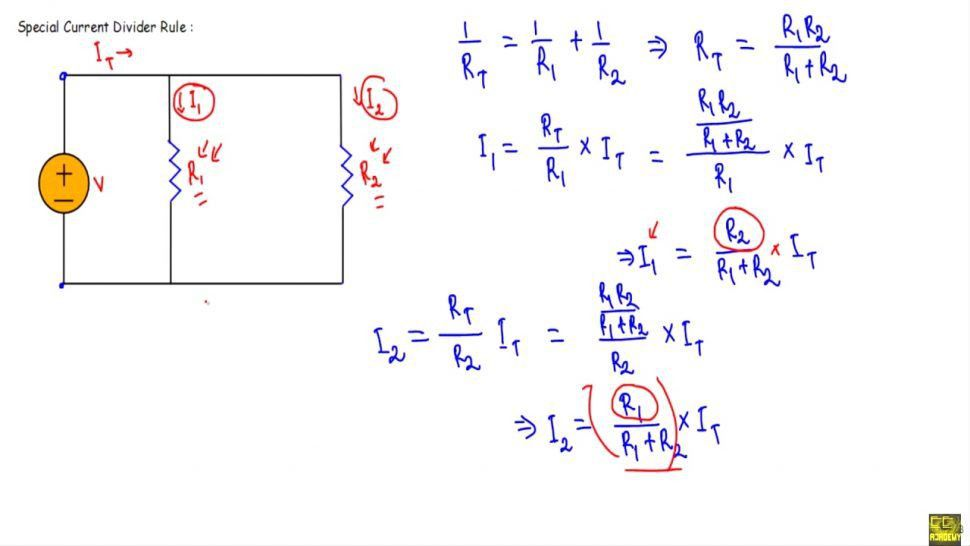 Symbols : Glamorous Parallel Circuits Objectives Current Divider ...