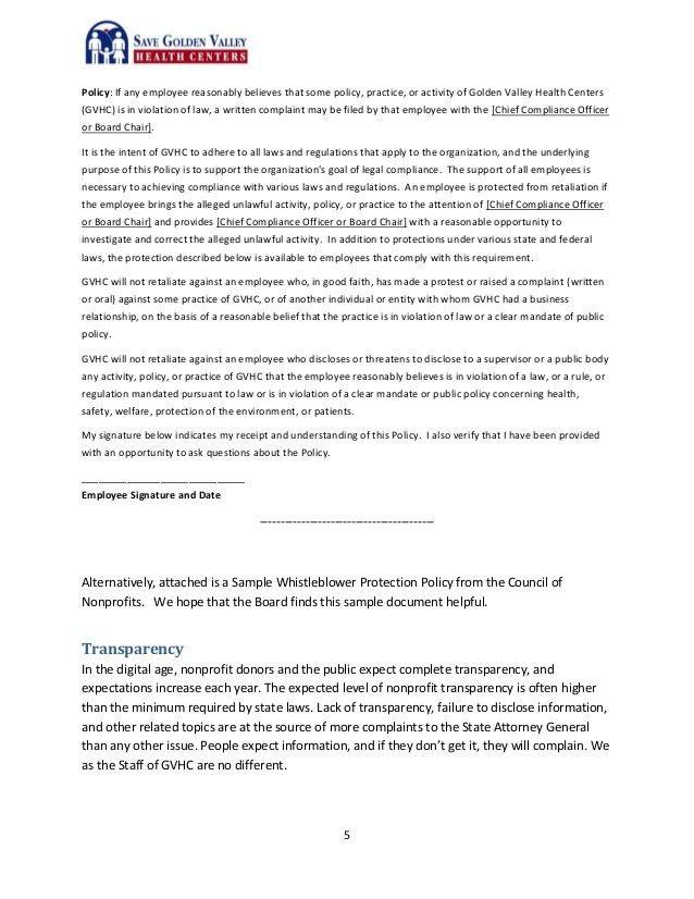 Sample Grievance Letter. Grievance Procedure Letter Examples ...