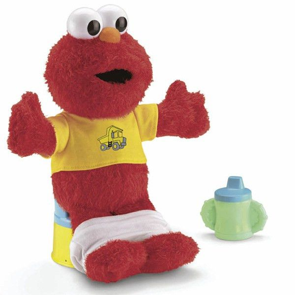 Elmo Potty Doll Kit | Baby N Toddler