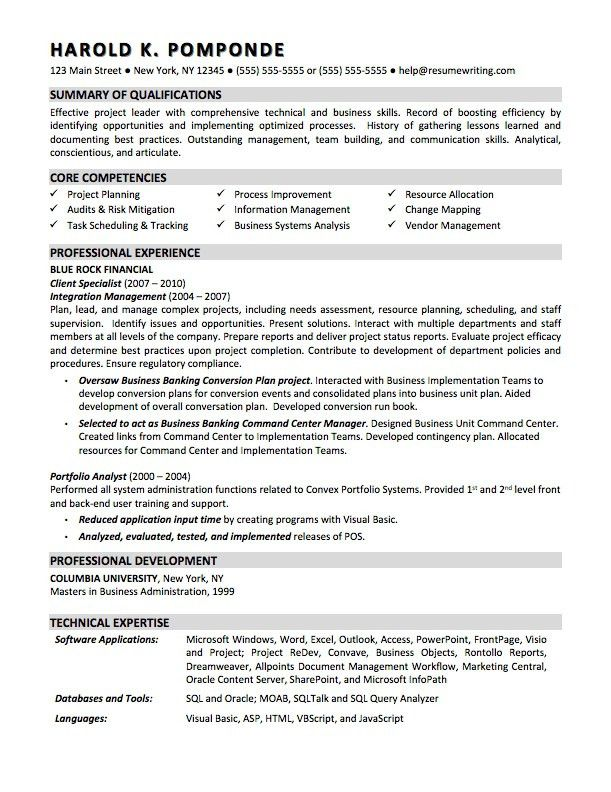 Business System Analyst Cover Letter - Resume Templates