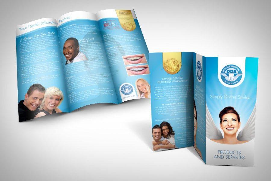 Brochure design in Pasadena, California | Graphic Design Pasadena ...