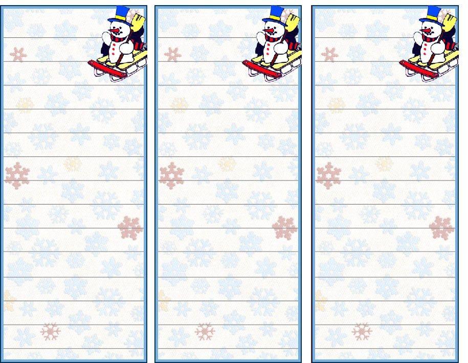 free printable Christmas to do lists, free Christmas shopping ...