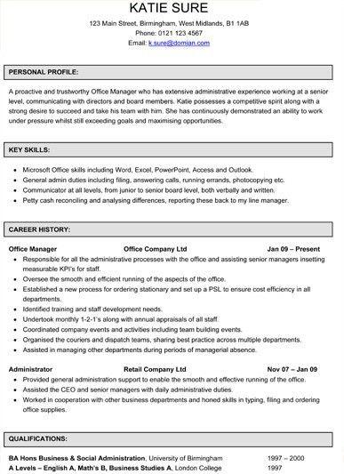 FREE Online Resume Builder | Resume Maker