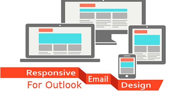 Responsive Email Template/Design for Outlook 2007-2013 - HTMLPanda