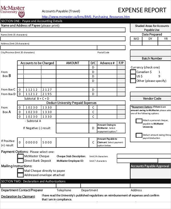 Budget Report Template. Free Budget Templates In Excel For Any Use ...