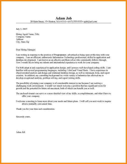 Cool Design Ideas How Long Should Cover Letters Be 1 Long Should A ...