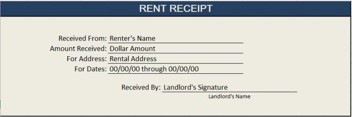 50+ Free Receipt Templates (Cash, Sales, Donation, Taxi...)