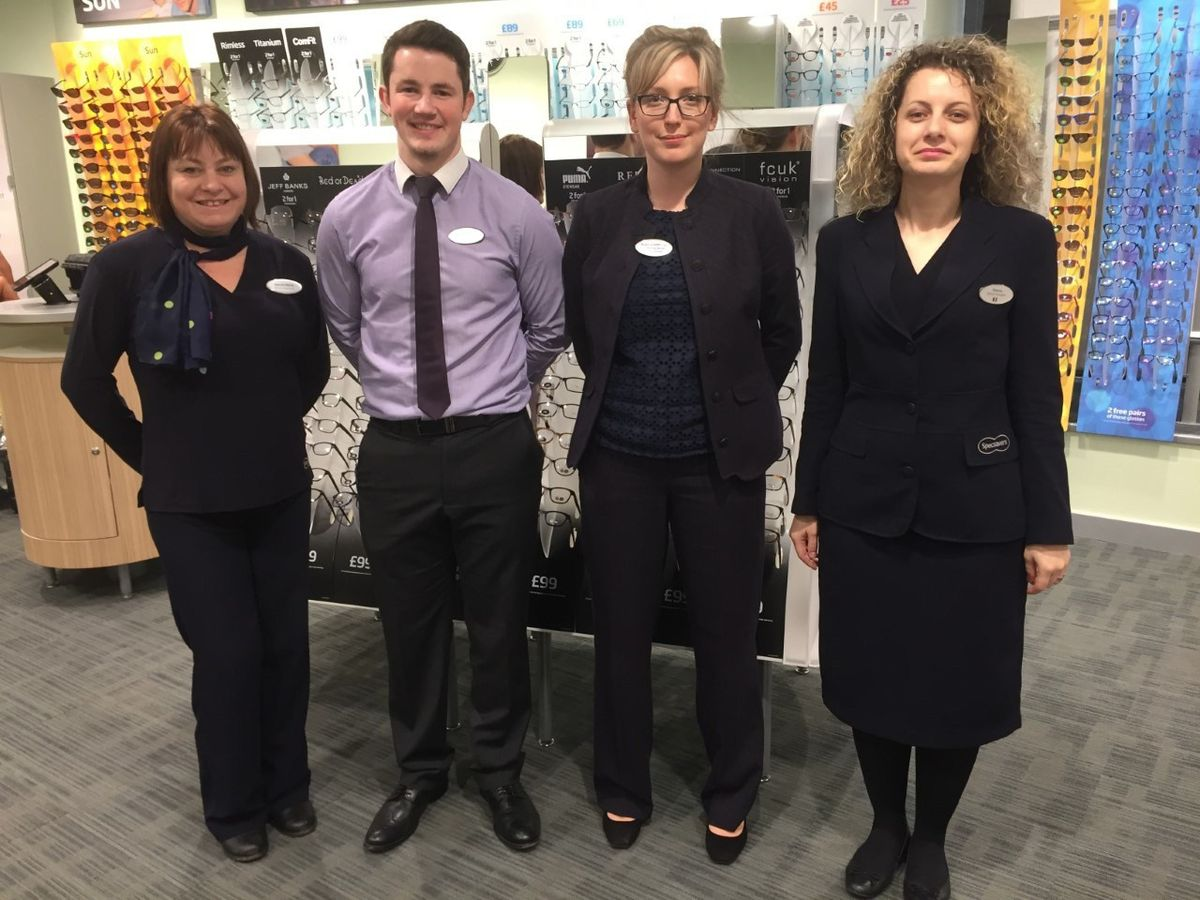 Specsavers opens in Ledbury   Ledbury Reporter