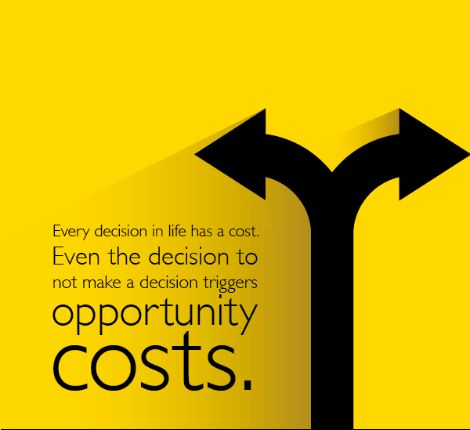Opportunity Cost – jeremy rudd – Medium