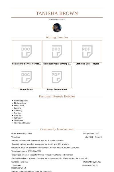 Sales Agent Resume samples - VisualCV resume samples database