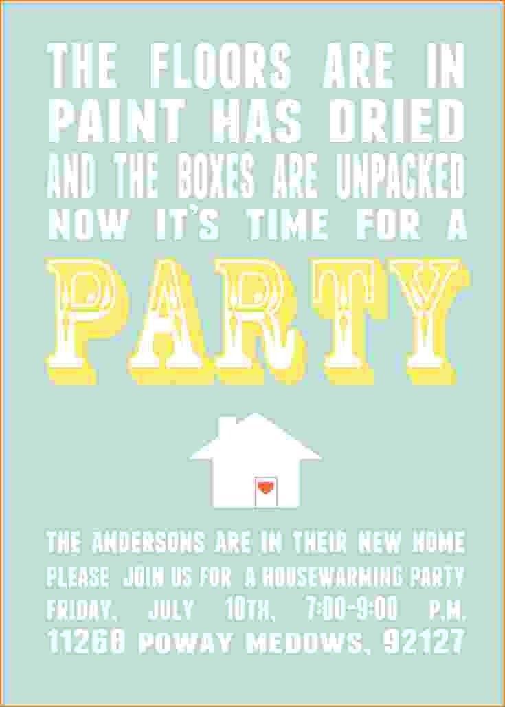 5+ housewarming invitations templates | bibliography format