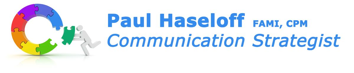 Paul Haseloff - Communication Strategist