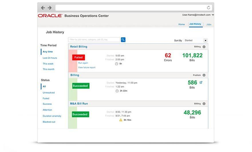 Oracle Communications Billing and Revenue Management | Oracle