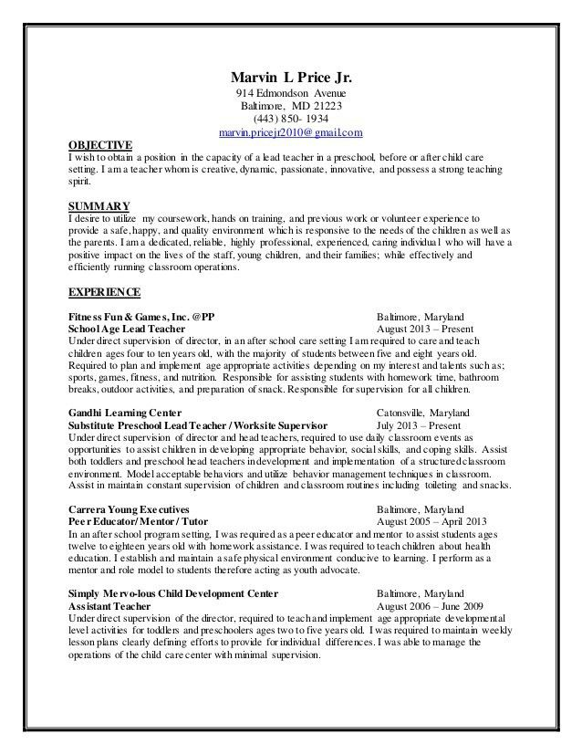 child development resume free child development director resume