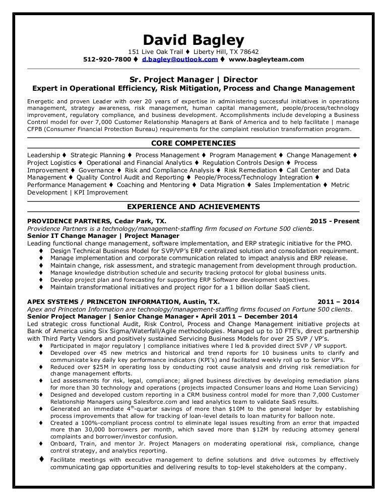 DBagley Resume-2015