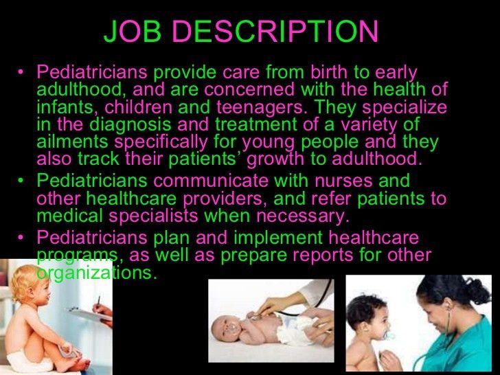 Pediatrician