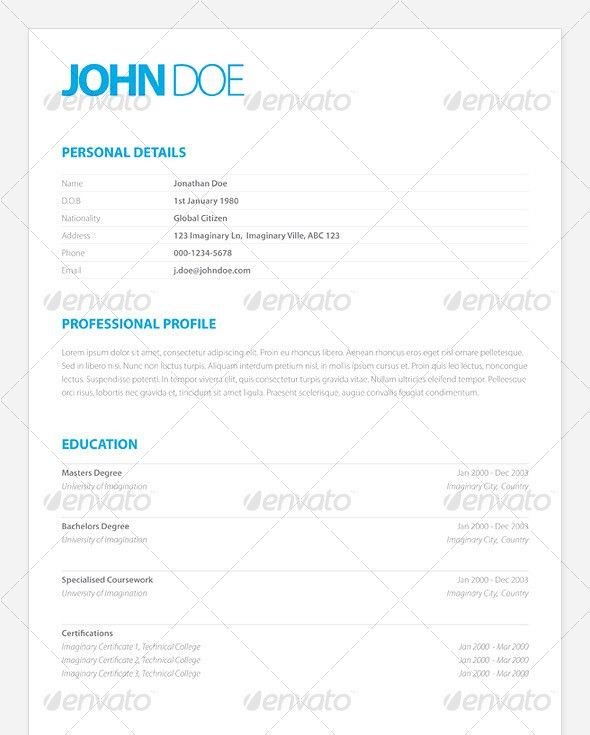 Get the Job: Resume Writing Tips and Quality Templates ...
