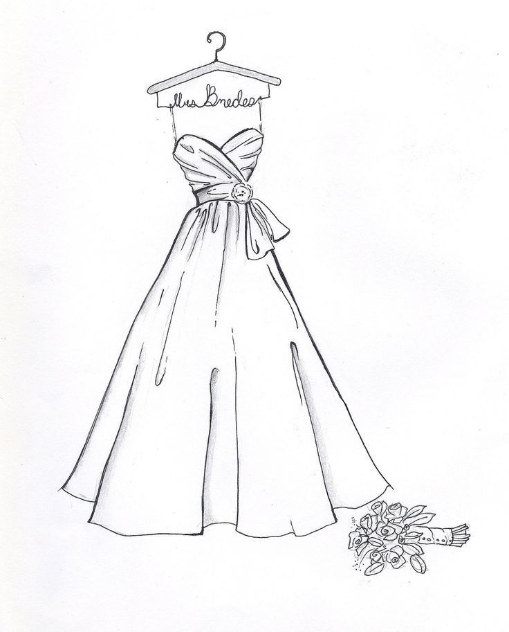 Best 20+ Dress drawing ideas on Pinterest—no signup required ...