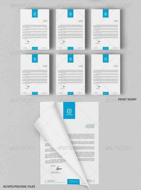 31+ Word Letterhead Templates - Free Samples, Examples, Format ...