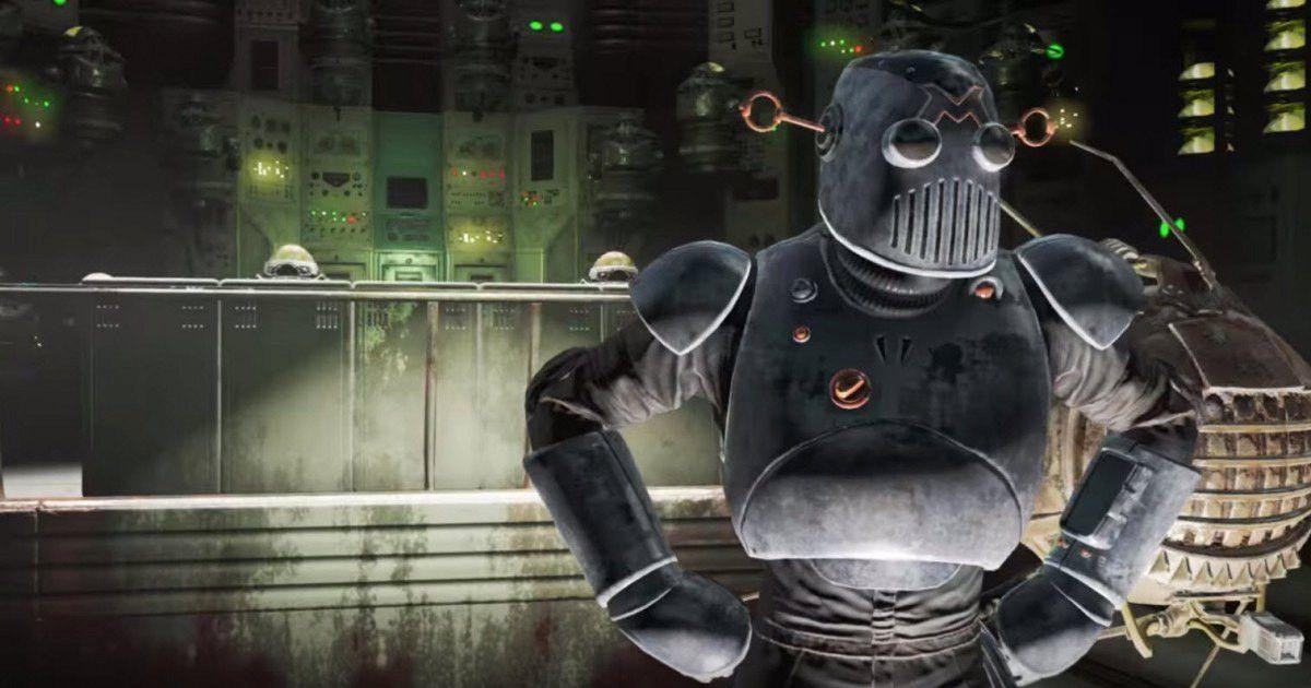 Fallout 4 Automatron Full Set EVA Foam Templates