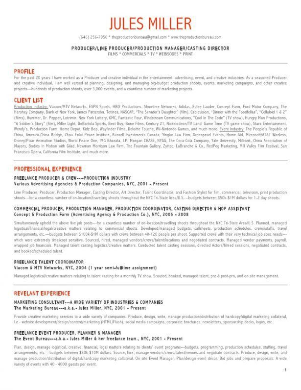 Musical Theatre Resume Template. Musical Theatre Resume Examples ...