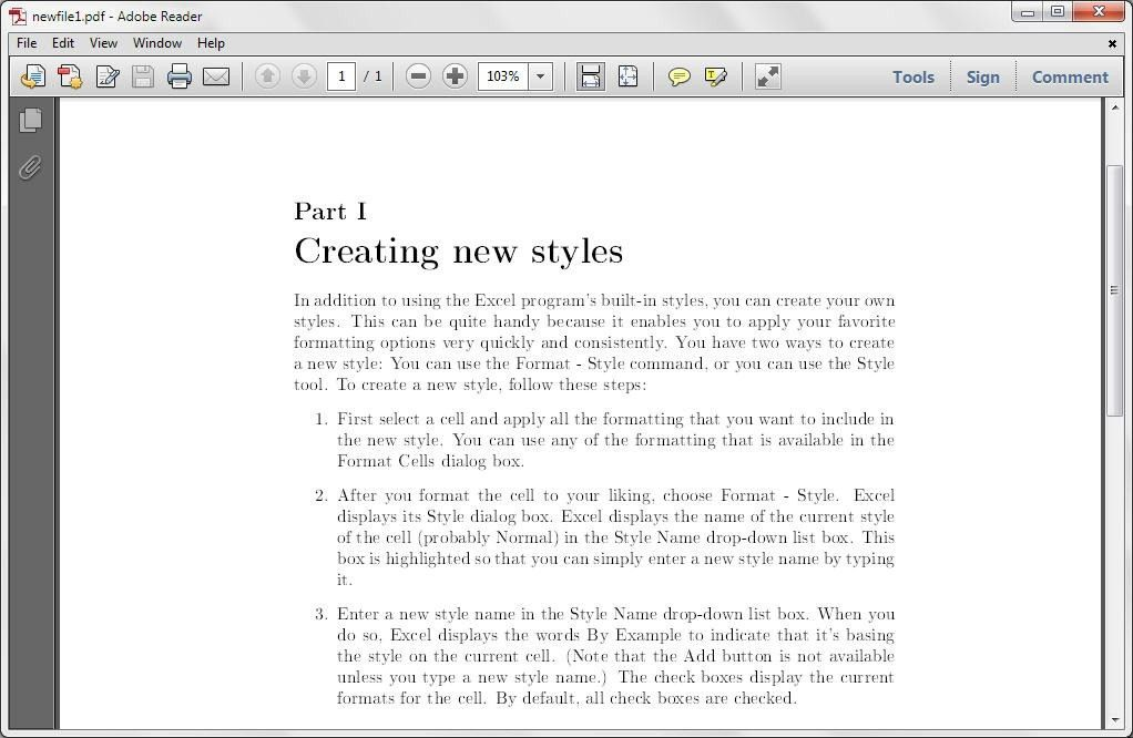 Review: LyX is an advanced but easy-to-use document processor ...