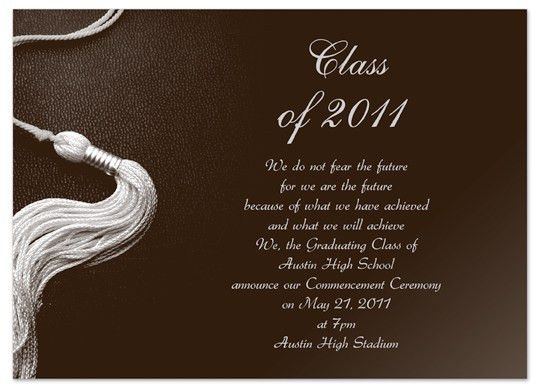 Top 20 Graduation Invitations Templates For Your Inspiration ...