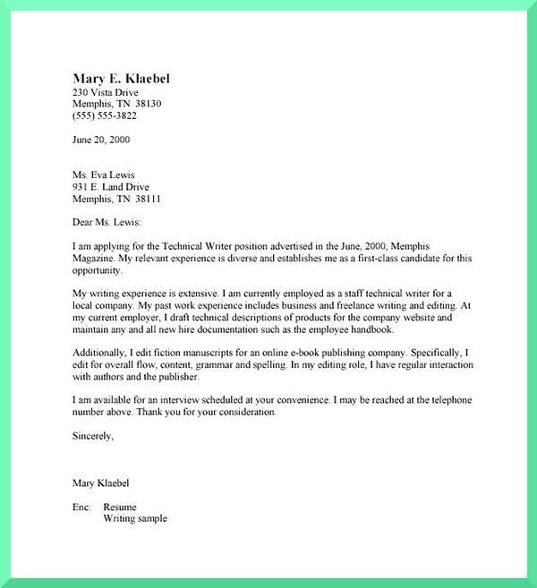 Innovational Ideas How To Make A Cover Letter 16 Letter Resumes ...