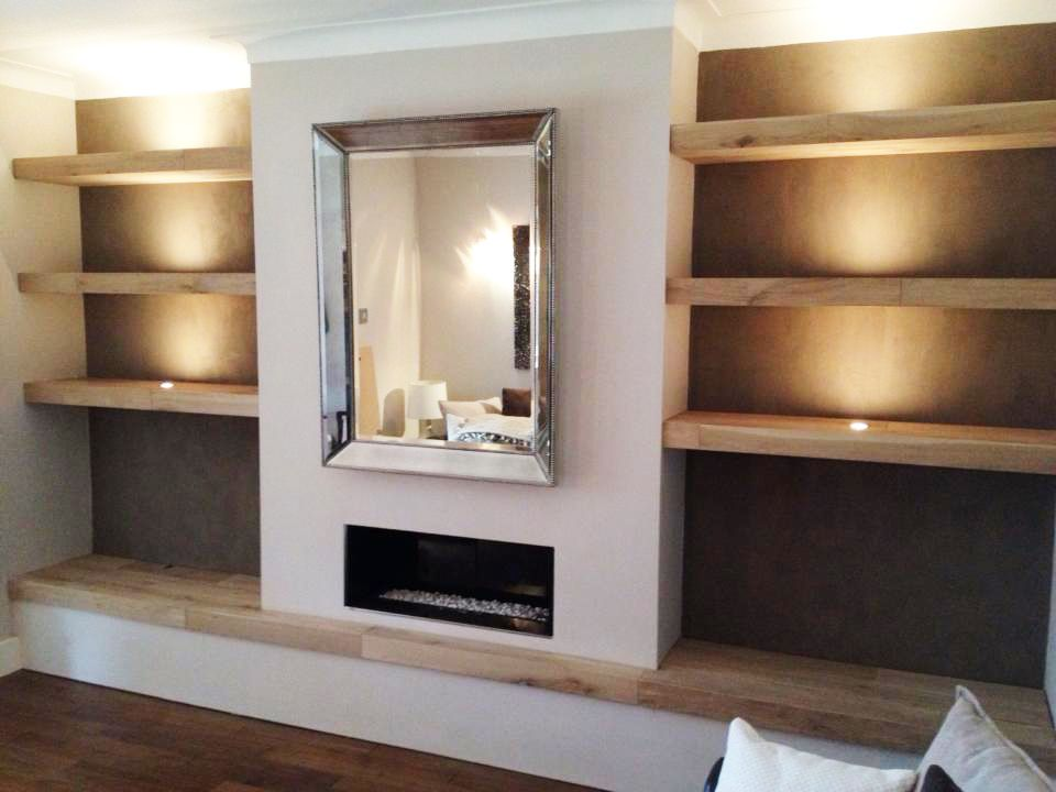 Dining Room Alcove Units