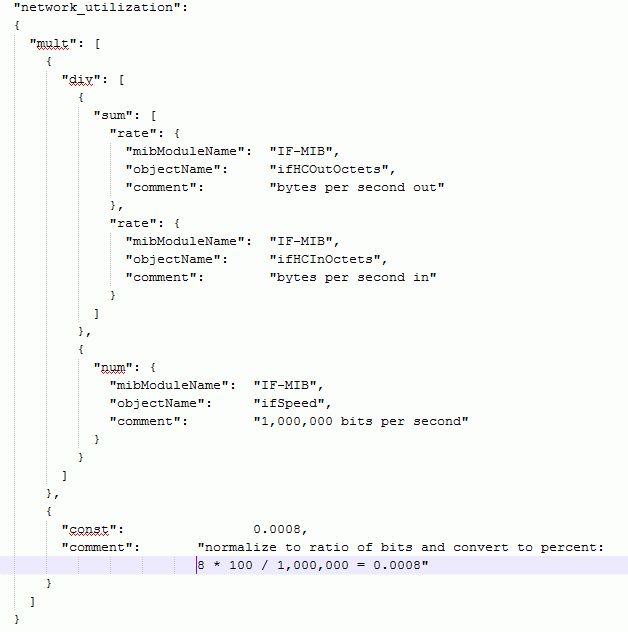Integration.json file information