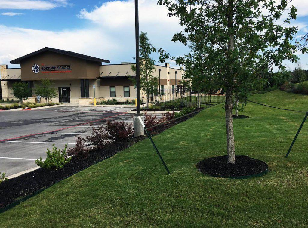 Commercial Lawn & Landscape Services - Grass Works - Austin TX