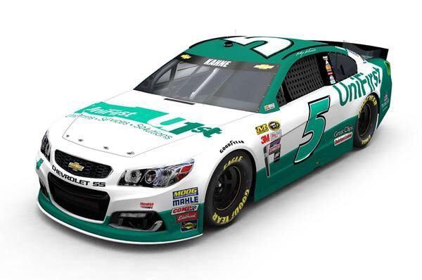 UniFirst and Hendrick Motorsports Strike Eight-Year Sponsorship ...