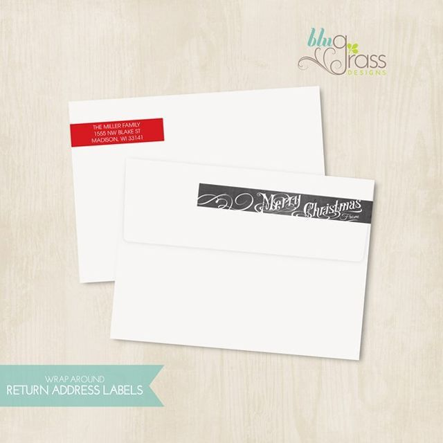 13 Sets of Free Address Label Templates