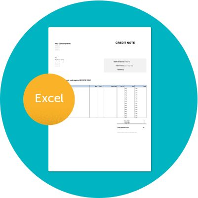 What is a Credit Note? Explanation and Free Template