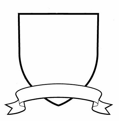 Blank Crest Clipart (40+)