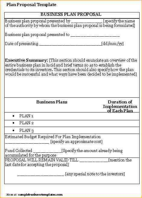 Business Proposal Template. Indesign Business Proposal Template ...