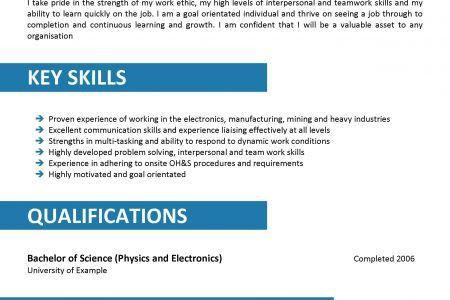 Rigger resume example - Computersmeeting.cf