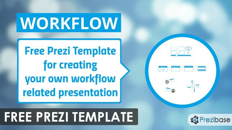 Workflow Prezi Template | Prezibase