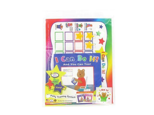 Kenson Kids Potty Training Chart Set - Blue - Walmart.com
