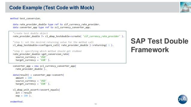 Test Driven Development #sitFRA