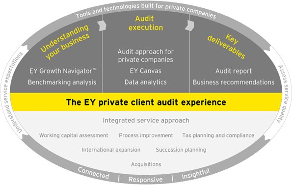 EY - Private client audit experience - EY - Global